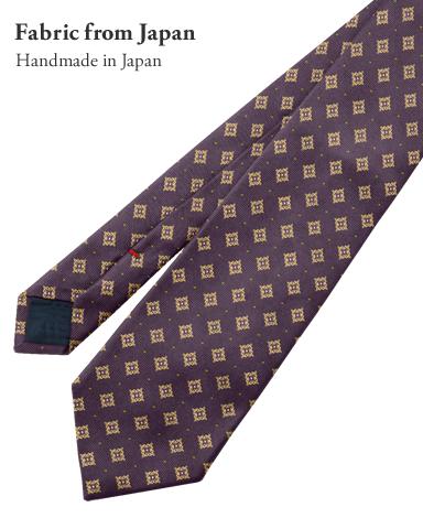 ネクタイ/Japan ヴィンテージ小紋