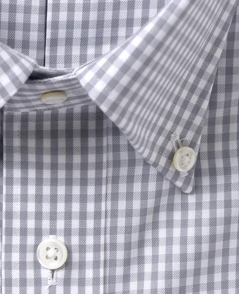半袖シャツ/ピンポイントオックスフォード