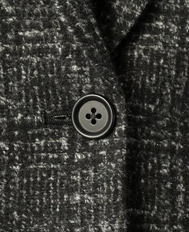 ニットジャケット/圧縮ニット