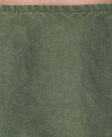 リネンワンピース/平織り