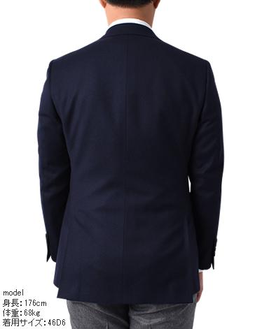 ウールカシミヤジャケット/ロンドンモデル|DORMEUIL