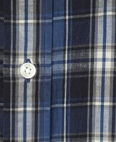 カジュアルシャツ<綿麻>/綿麻
