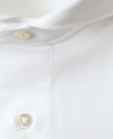 ピケシャツ/カノコニット