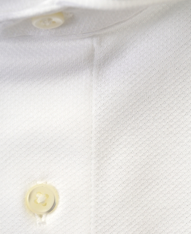 ニットシャツ/ダイヤメッシュ
