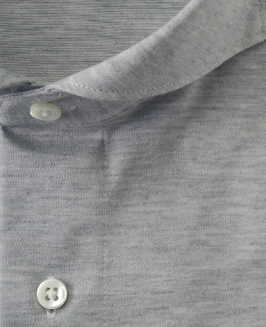 NY36ゲージニットシャツ/シングルニット