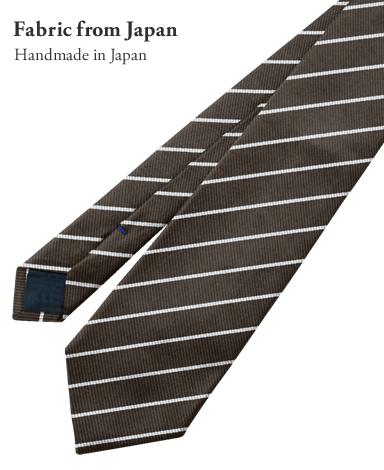 ネクタイ/YAMANASHI FABRIC
