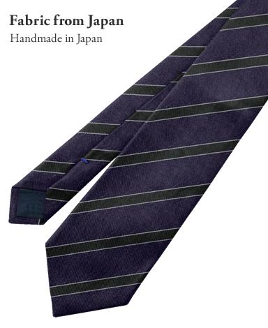 ネクタイ/YAMANASHI [Brushed Silk]