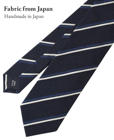 ネクタイ/YAMANASHI FABRIC[Brushed Silk]