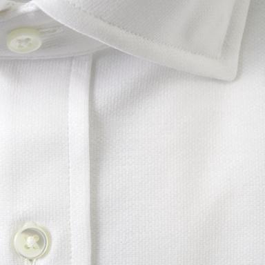 NYニットシャツ