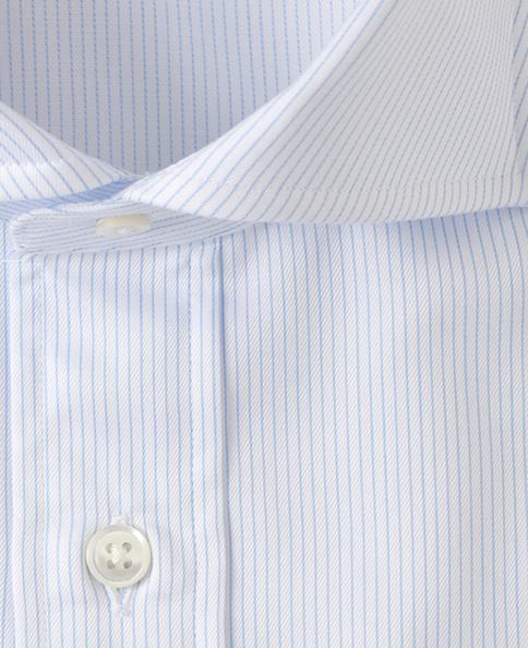 半袖シャツ/マイクロツイル