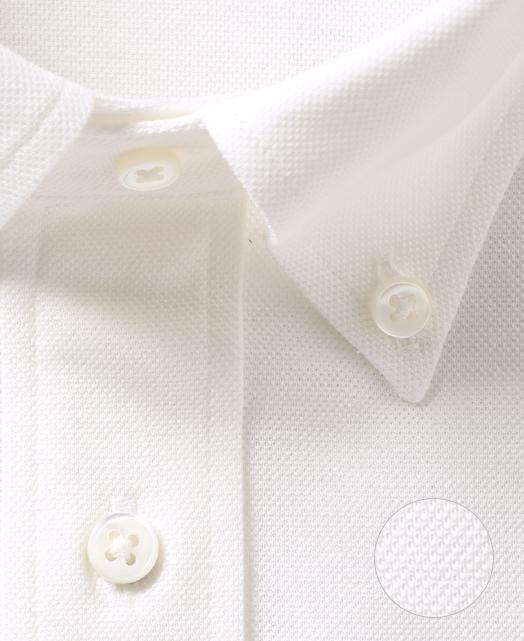 半袖ニットシャツ/TRAVELER(ラミー混)