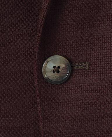 イタリア製ウールジャケット