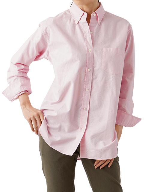 フリーサイズシャツ/オックスフォード