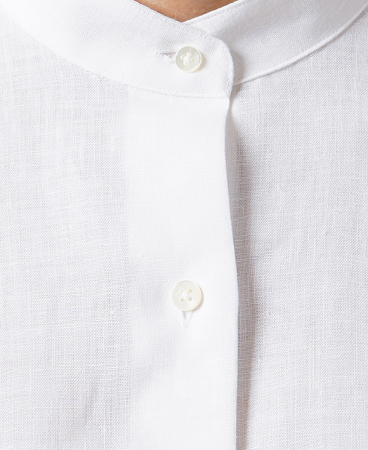 クラシックシャツ/SMART LINEN 平織り