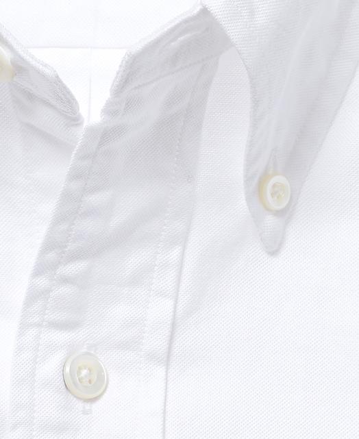 VINTAGE IVY シャツ/半袖オックスボタンダウン