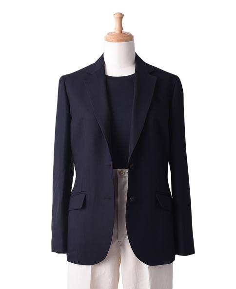 ジャケットインナーTシャツ/ウォッシャブルウール