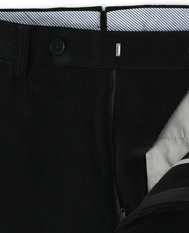 コットントラウザーズ(ノータック)/[2018年モデル]|コーデュロイ