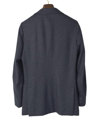 ウールニットジャケット/TRAVELER
