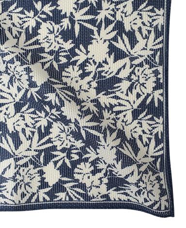 フレスコ織りポケットチーフ/Made in Italy