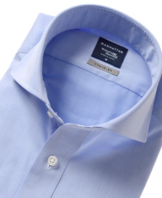 半袖シャツ/ドビー