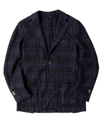 イタリアンコットンウールジャケット/NAPOLIモデル