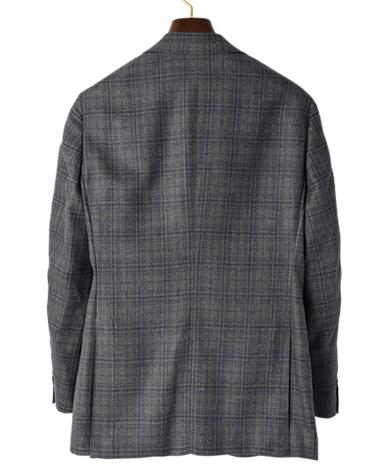 シルクウールジャケット/NAPOLIモデル