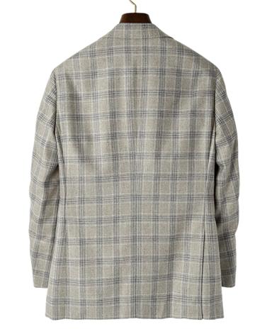 シルクウールジャケット/ナポリモデル|Di Pray