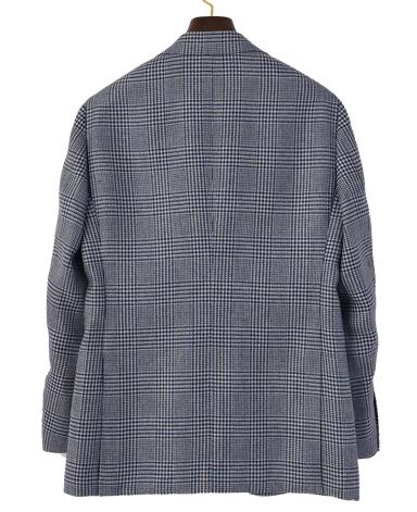 ウールシルクジャケット/ナポリモデル|MARLING&EVANS