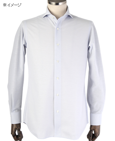 36ゲージニットシャツ/シングルニット
