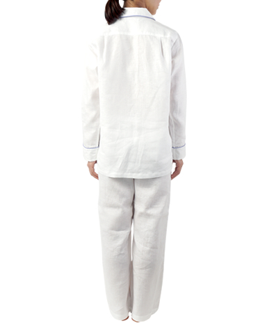 レディース麻パジャマ