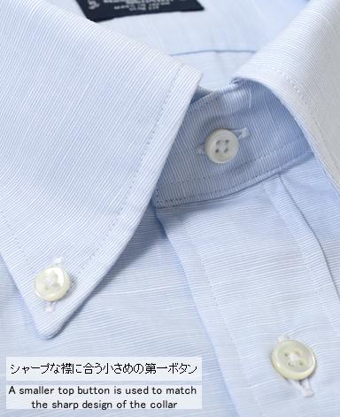 スリムフィット/綿麻