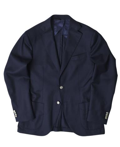 イタリア製ウールジャケット/(メタルボタン)