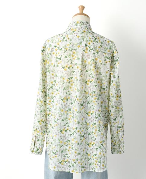 フリーサイズシャツ/リバティファブリックス