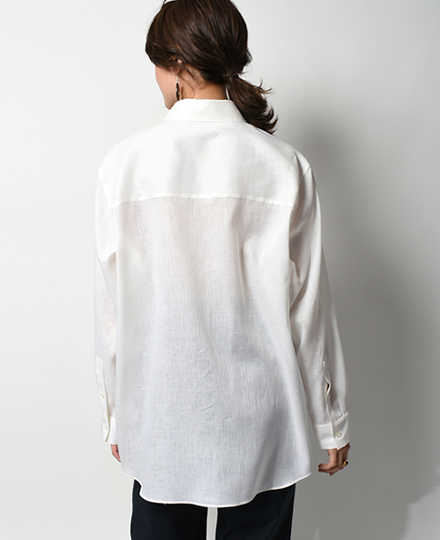 インターナショナルシャツ/リネンテンセル