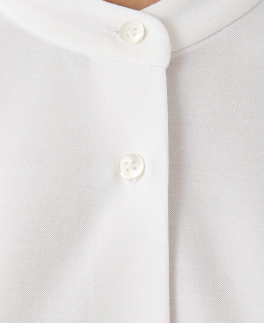 フリーサイズ ニットシャツ/Active