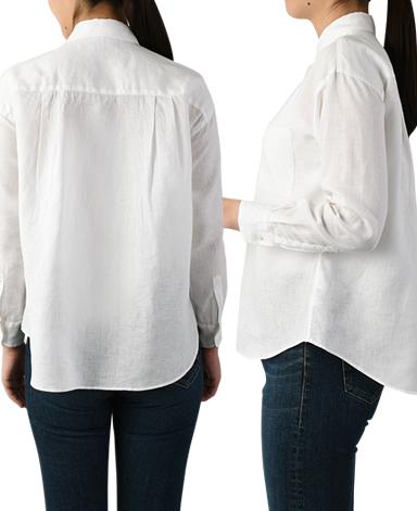 2WAY カシュクールシャツ