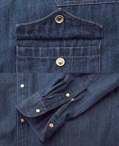 カジュアルシャツ/ウェスタン