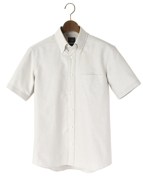 Short Sleeve Shirt - Selvedge