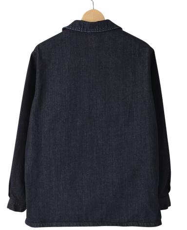 VINTAGE IVY/デニムシャツジャケット