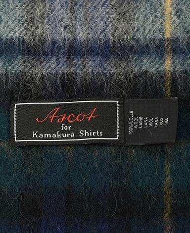 ウールマフラー/ASCOT