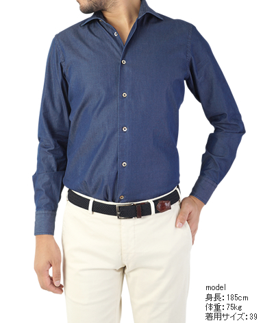 134 NAPOLI CASUAL SHIRT