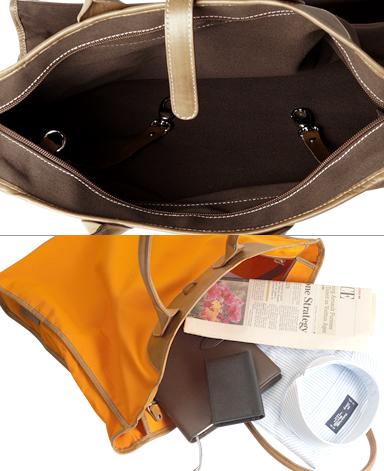 フォールディングバッグ/カラブレーゼ