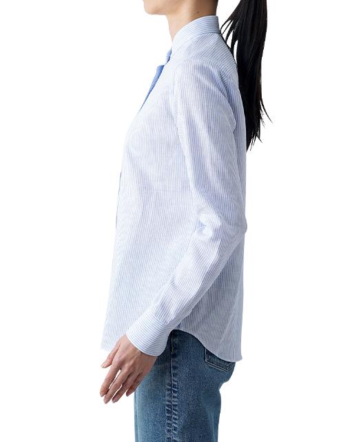 クラシックシャツ/スマートリネン / イージーケア