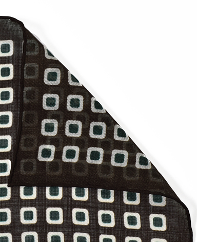 ウールポケットチーフ/ヴィンテージライン