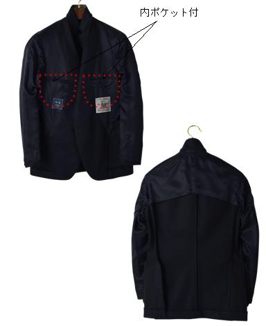 ウールジャケット/ナポリモデル|FOX BROTHERS&CO