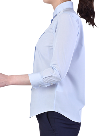 七分袖 クラシックシャツ