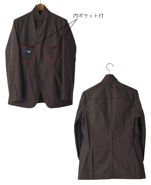 シャツ屋がつくるシャツジャケット/オックスフォード