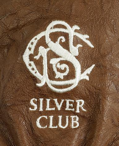 SilverClubドライバーヘッドカバー