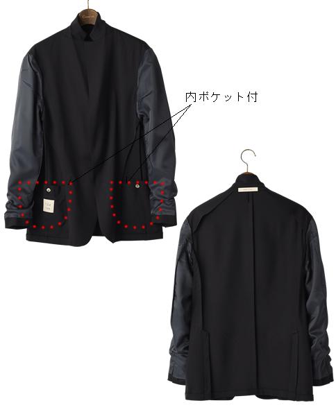 ウールジャケット/TRAVELER(セットアップ)