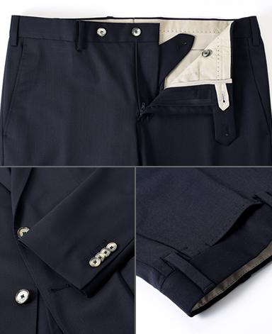 イタリアンパッカブルスーツ/TRAVELER
